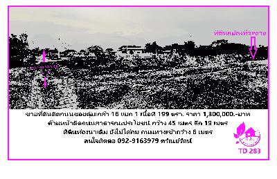 ที่ดิน 2587000 กรุงเทพมหานคร เขตลาดกระบัง คลองสามประเวศ